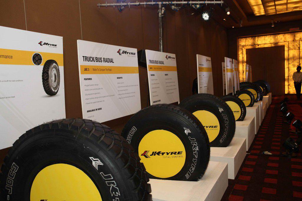 JK Tyre's CMD inducted in TIA Hall of Fame