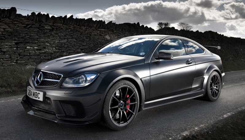 Mercedes AMG C63-Sports Maxx RT