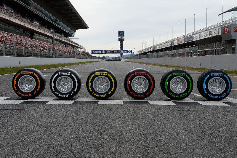 War of words between Pirelli and Michelin