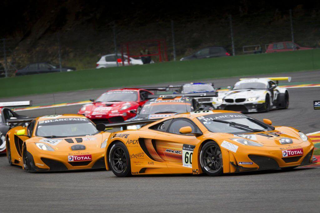 Spa 24-hours by Pirelli