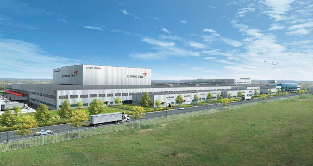 Kumho Tire USA moves HQ to Atlanta