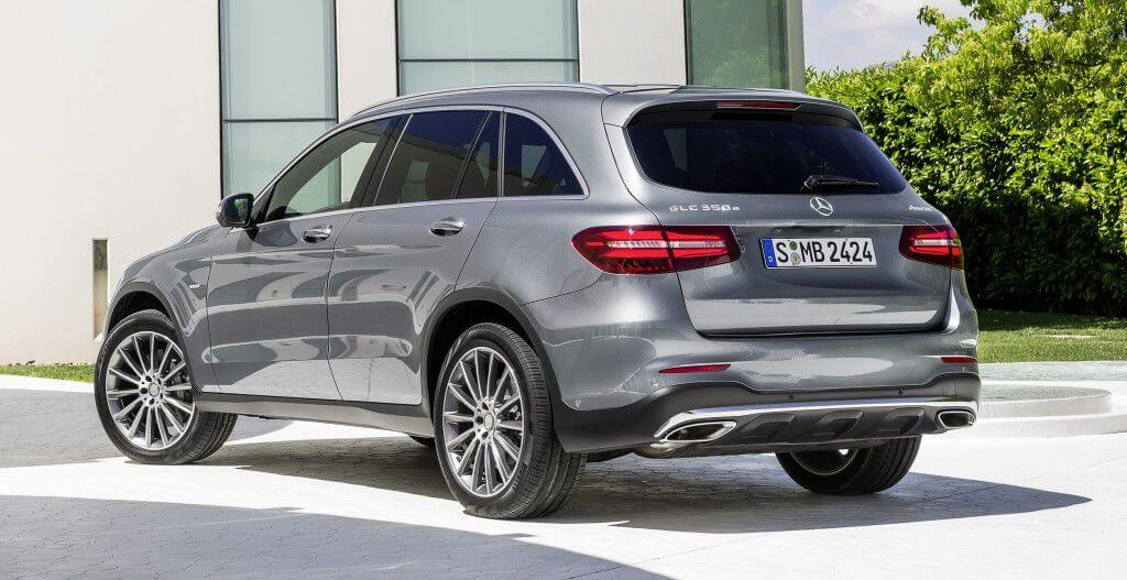 Bridgestone to supply tyres for 2015 Mercedes-Benz GLC