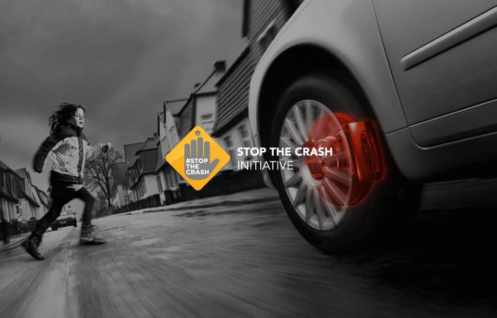 Continental partners with Global NCAP's Stop the Crash Campaign