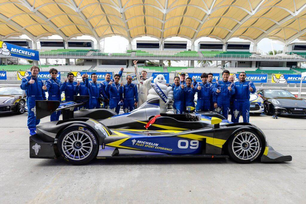 Michelin hosts 10th edition of Pilot Sport Experience