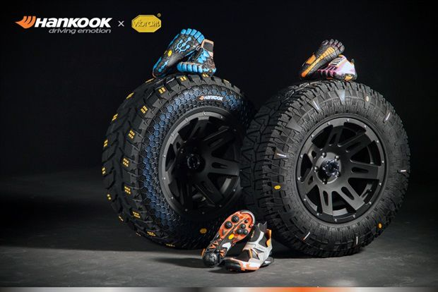 Hankook-Vibram collaborate for joint product development