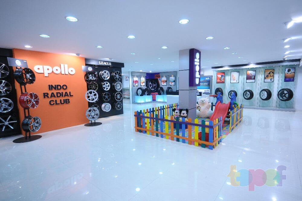 Apollo Tyres open Apollo Zone retail store in Lebanon