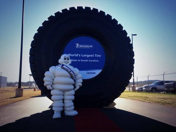 Michelin to suspend operations at Starr facility