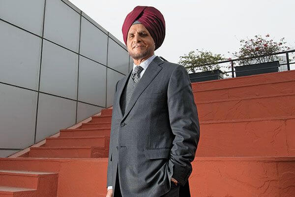 Chairman of Apollo Tyres,Onkar Kanwar