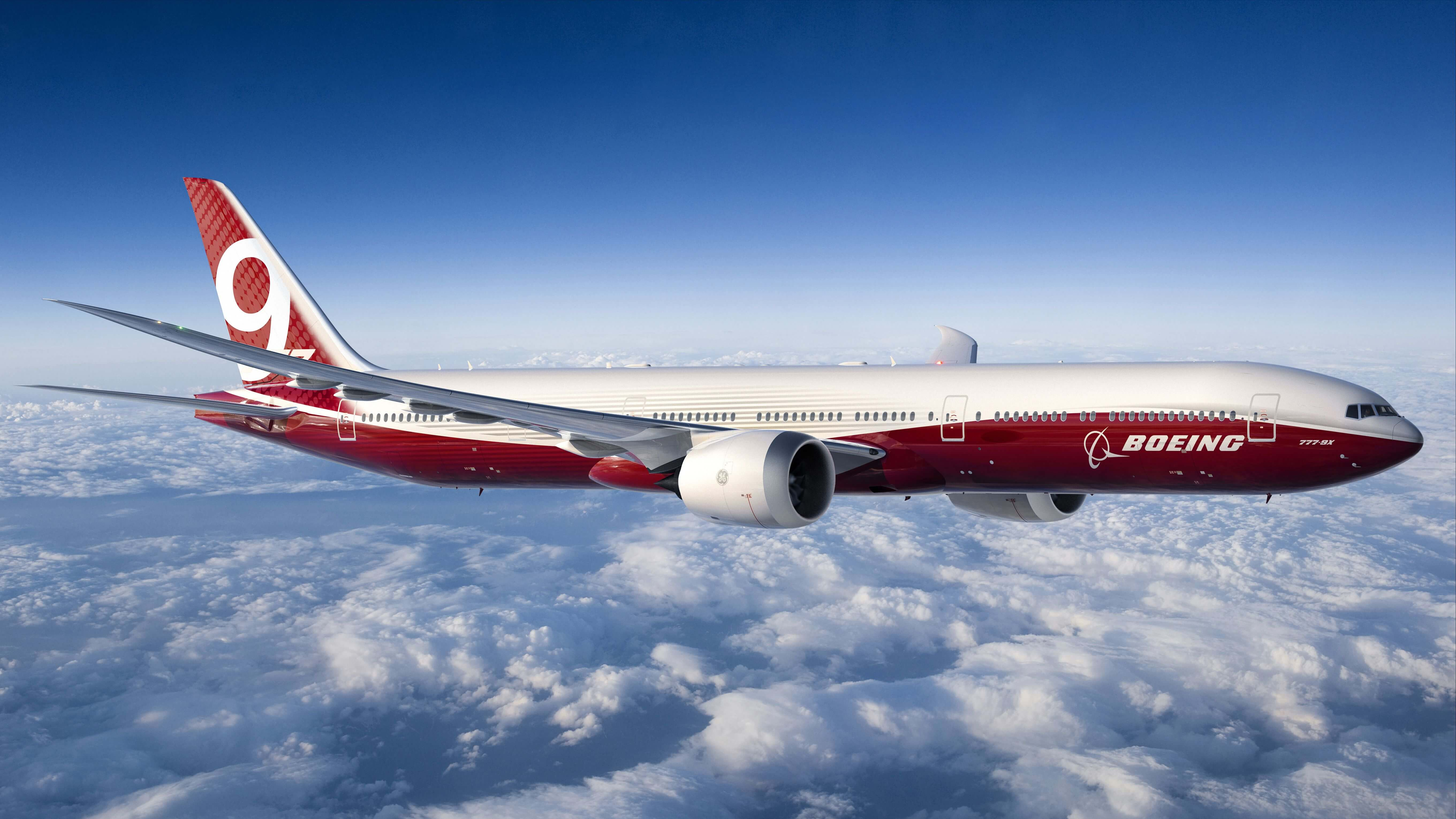 Boeing's Latest 777X Aircraft