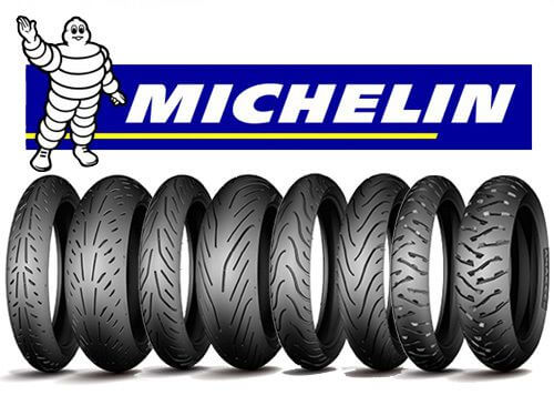 Michelin superbike tyres in India