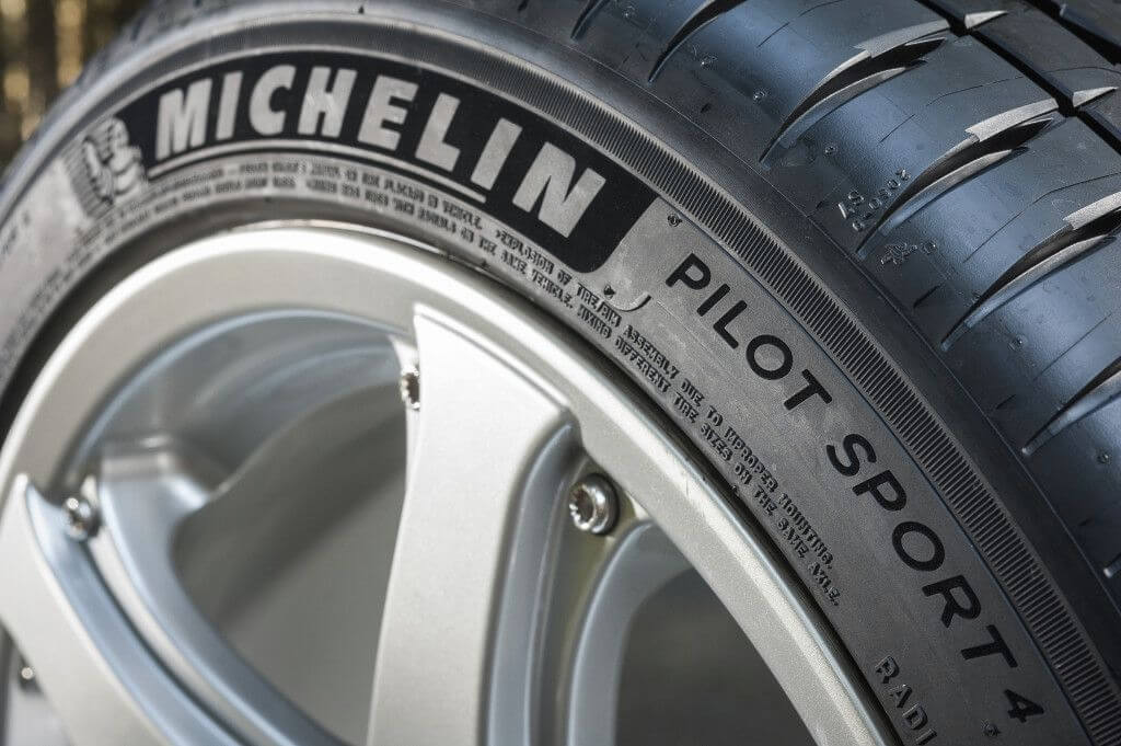 Latest Michelin Pilot Sport 4