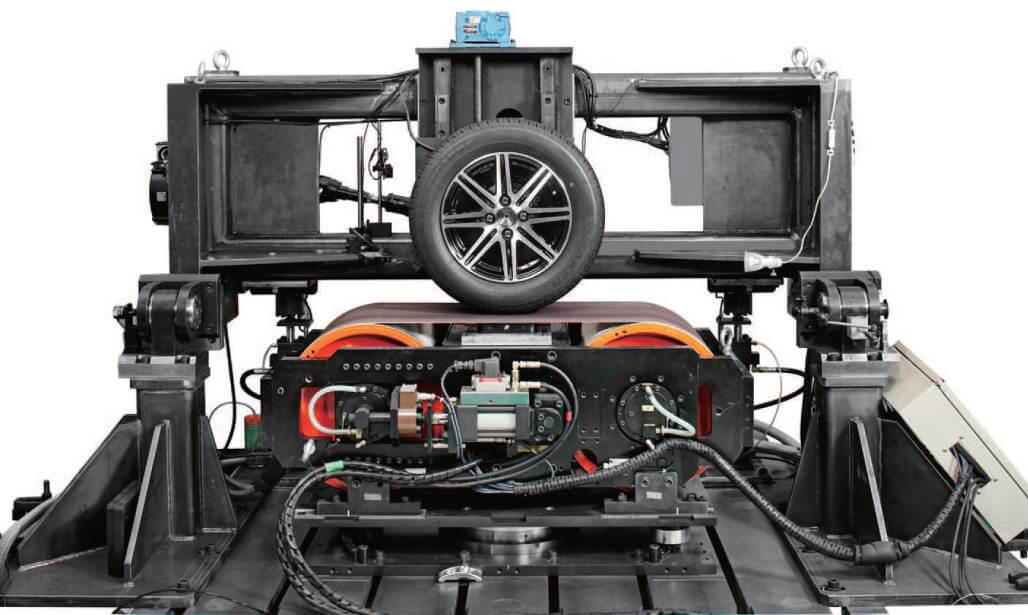 tire tester machine