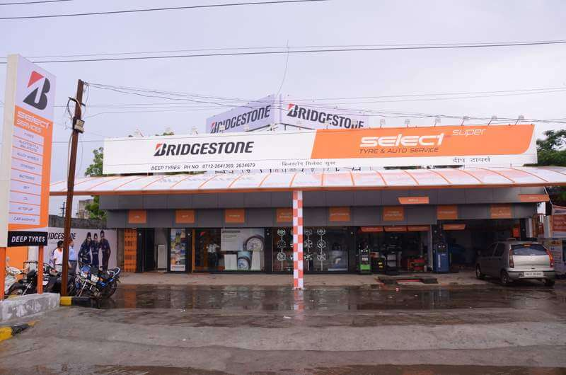 Bridgestone celebrates opening of 500th family store