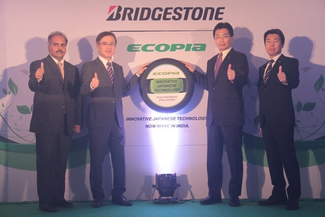 Photo courtesy Bridgestone India's official website