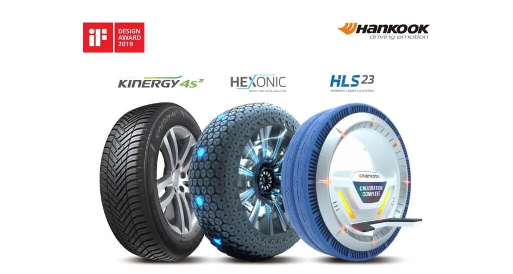 Hankook iF design