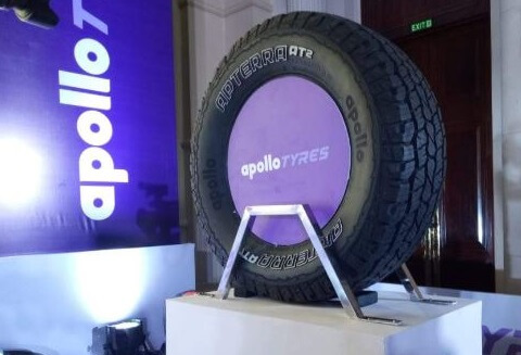 Apterra AT2 Tyre launch