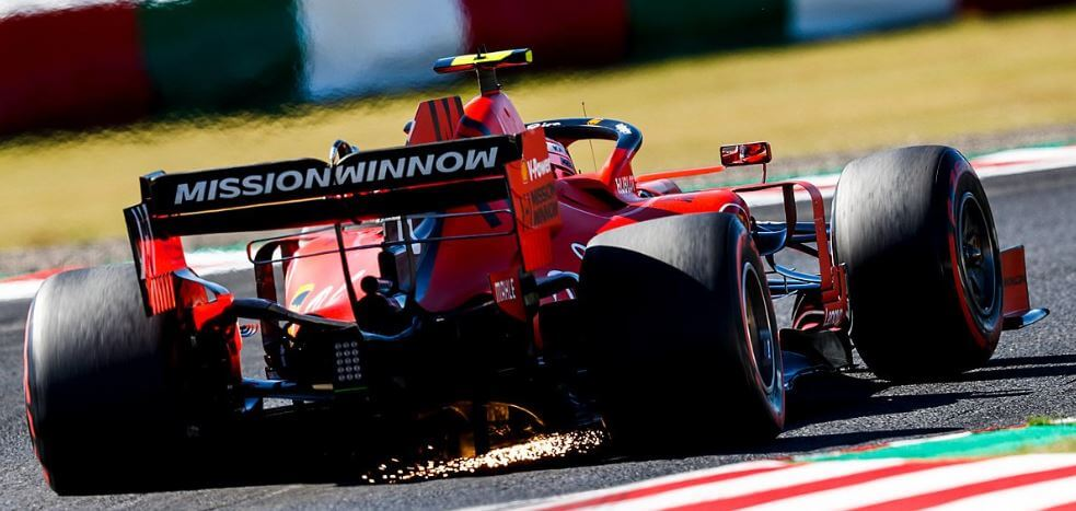 F1 News – Mercedes And Ferrari Favour Medium Tyre For Mexican GP