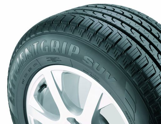 Goodyear to develop low rolling resistance tyres